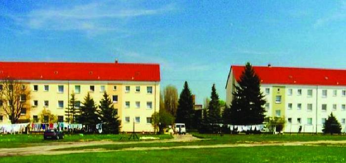 Großzügig geschnittene Wohnung in Tröbitz