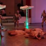 Showtanzgruppe der Tanzschule Fritsche aus Cottbus