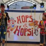 Kinderprogramm mit Hops & Hopsi